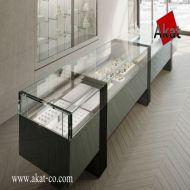 ویترین طلا فروشی و جواهر فروشی