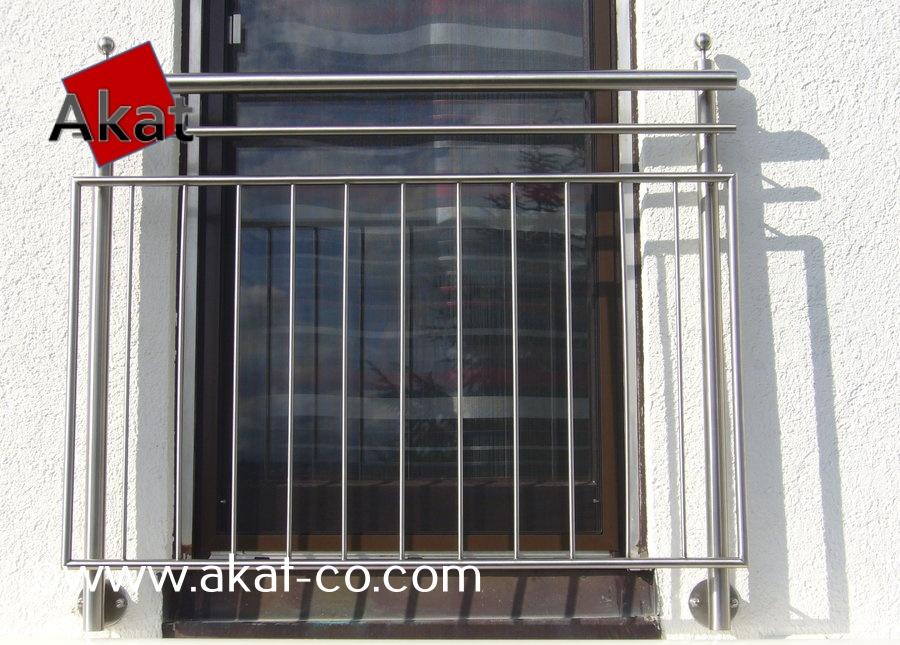 حفاظ استیل پنجره