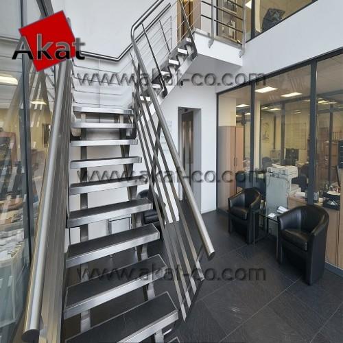 قیمت پله های استیل