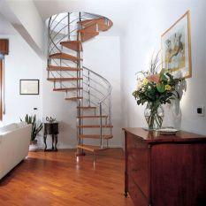 پله اسپیرال،قیمت پله اسپیرال (پله گرد - پله پیچ)