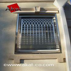 حفاظ استیل پنجر