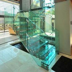 پله شیشه ای,قیمت پله شیشه ای,پله شیشه ای گرد,پله شیشه ای دوبلکس و معلق