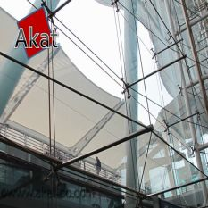 دتایل شیشه اسپایدر کابلی