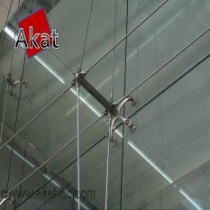 سیستم نمای اسپایدر کابلی