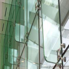 شرکت آکات طراح و مجری انواع نمای اسپایدر