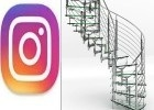 لینک اینستاگرام محصولات پله استیل